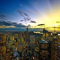 Photos: Manhattan at Sunset