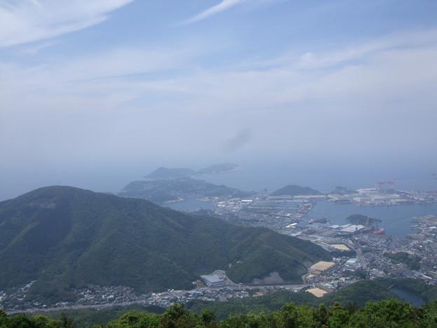 八郎岳からの眺め 3