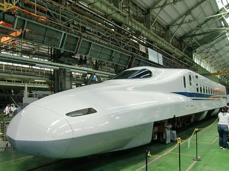 shinkansen N700-230723-2