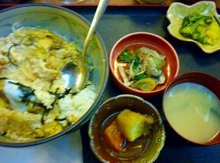 14モンゴルの和食
