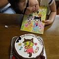 Photos: 8歳誕生日