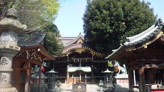 豊川稲荷 (港区元赤坂)