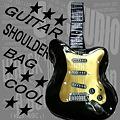 写真: ギター型ショルダーバッグ16