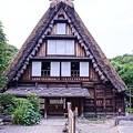 HDR 岐阜 白川郷の家・・20120630