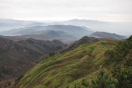 20111030-123426 剣ヶ峰山からの眺望