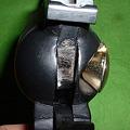 東京マルイ 造るモデルガン「ルガー スーパーブラックホーク 」トランスファーバー 上昇(引き金が引かれた)状態 Dob