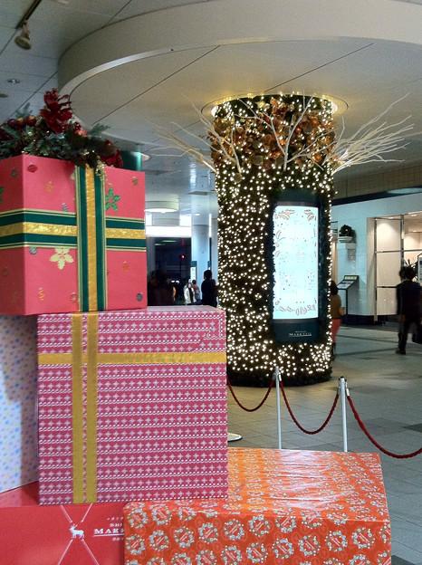 写真: クリスマスプレゼントが欲しいな