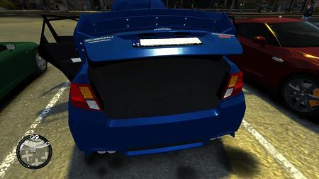 GTAIV インプレッサWRX (2)
