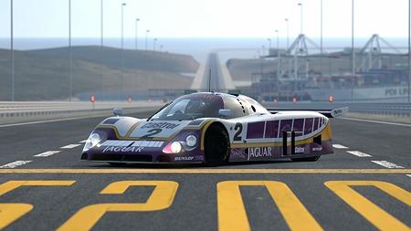 ジャガー XJR-9 LM レースカー '88