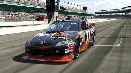 NASCARチャレンジ 2 1