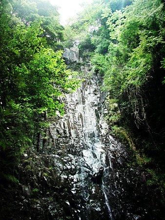 僧屋敷の滝