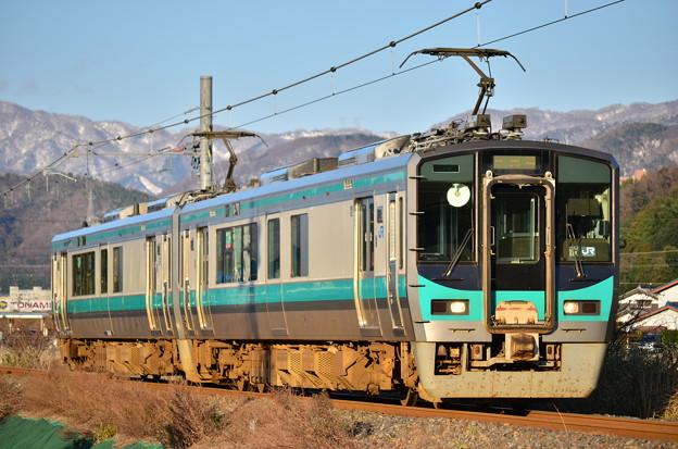 小浜線125系 - 写真共有サイト「フォト蔵」